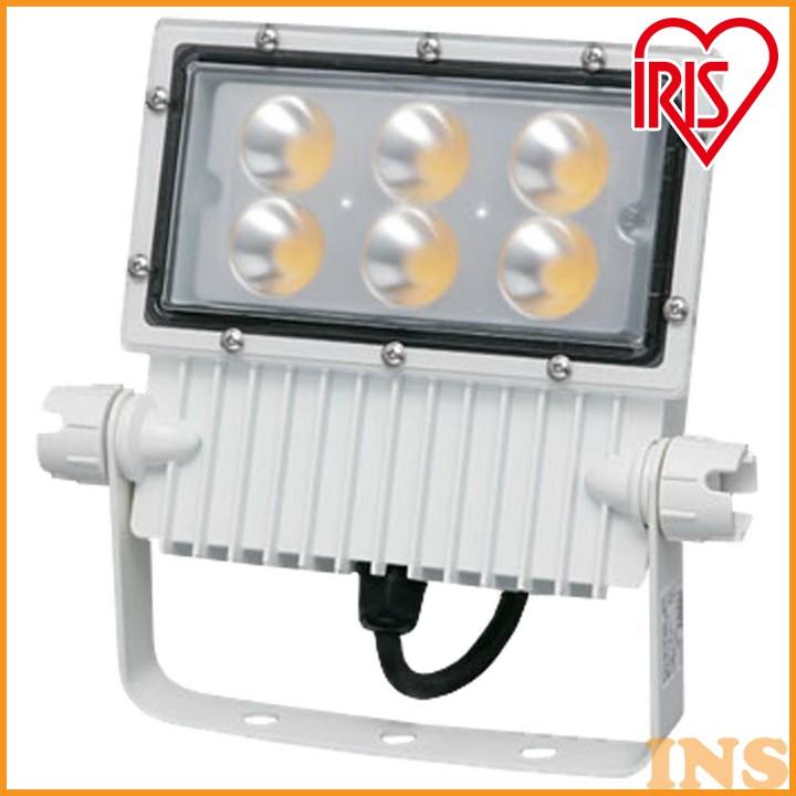 屋外LED照明 角型投光器63W IRLDSP63N2-N-W 送料無料 屋外LED照明 角型投光器63W led ランプ ライト あかり 灯り 照明 明かり 明り 電気 業務用 IRLDSP63N2-N-W アイリスオーヤマ