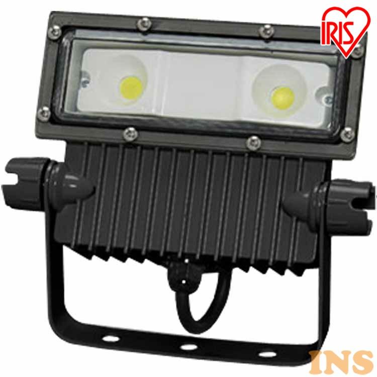 屋外LED照明 角型投光器25W IRLDSP25N2-W-BK 送料無料 屋外 LED 照明 led ランプ ライト あかり 灯り 明かり 明り 電気 アイリスオーヤマ