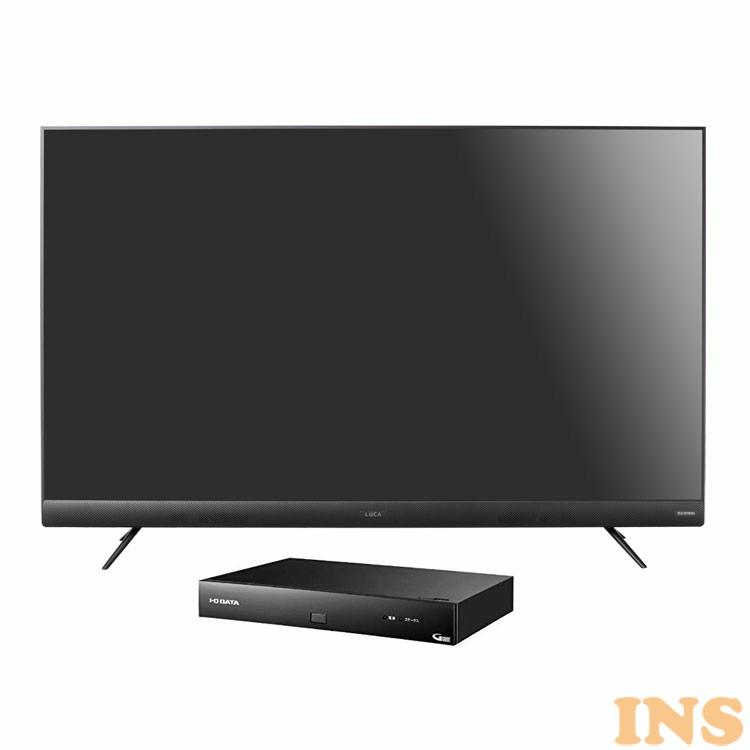 4Kテレビ 55型 音声操作 4K対応チューナーセット品 送料無料 テレビ チューナー セット TV 4K 55V 55型 4K対応 音声操作 アイリスオーヤマ