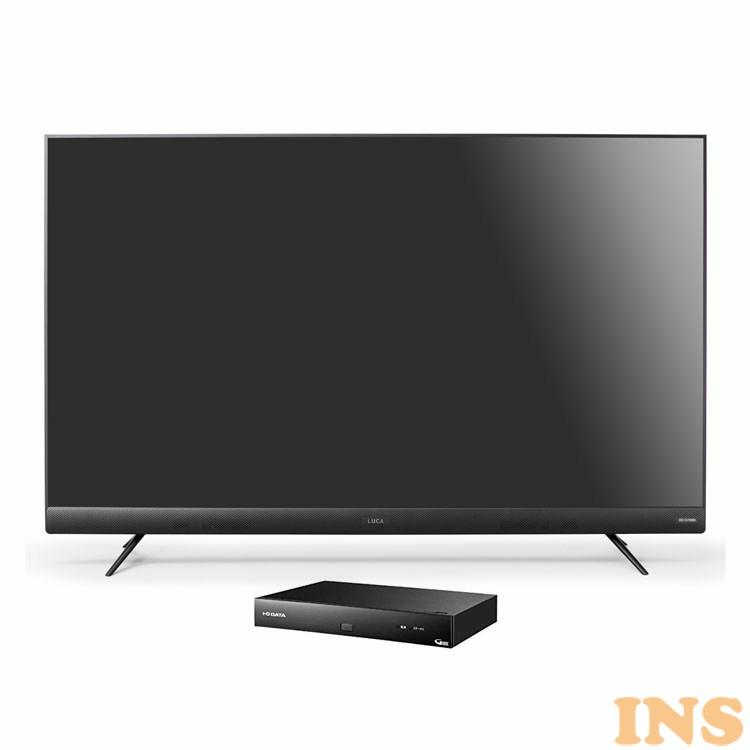 4Kテレビ フロントスピーカー 55型 4K対応チューナーセット品 送料無料 テレビ 4Kチューナー セット TV 4K 55V 55型 4K対応 フロントスピーカー アイリスオーヤマ