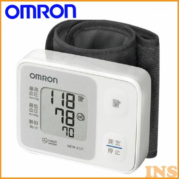 オムロン OMRON 手首式血圧計 HEM-6121 【TC】【送料無料】