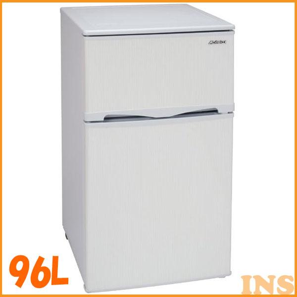 冷蔵庫 一人暮らし 2ドア 小型 96LAR-100E アビテラックス【D】【YD】【●2】【送料無料】