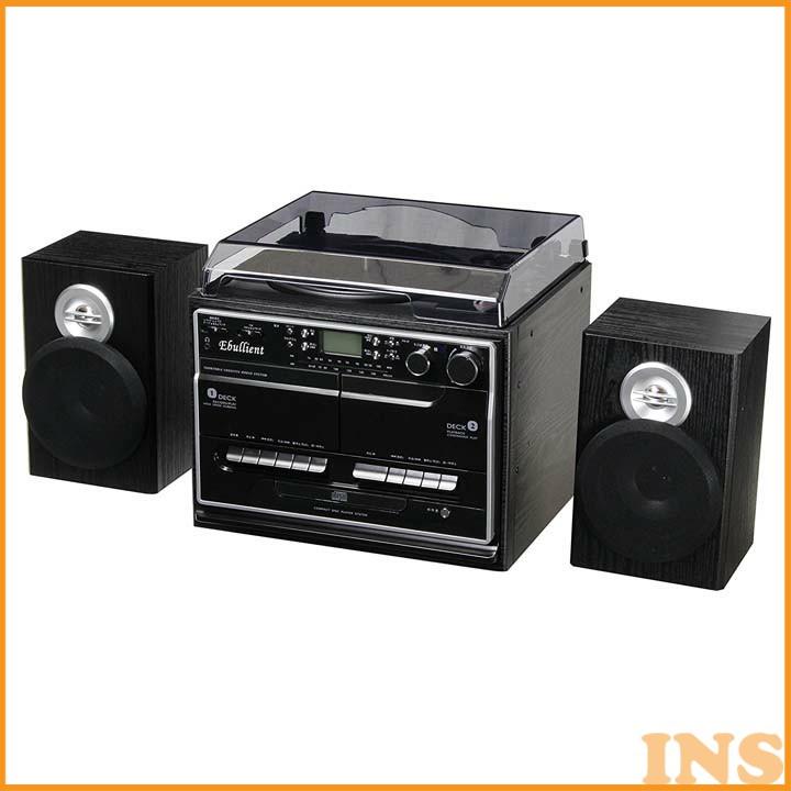 Wカセットダビングレコーダー TCD-389W 送料無料 マルチプレーヤー CD カセット ラジオ とうしょう 【D】