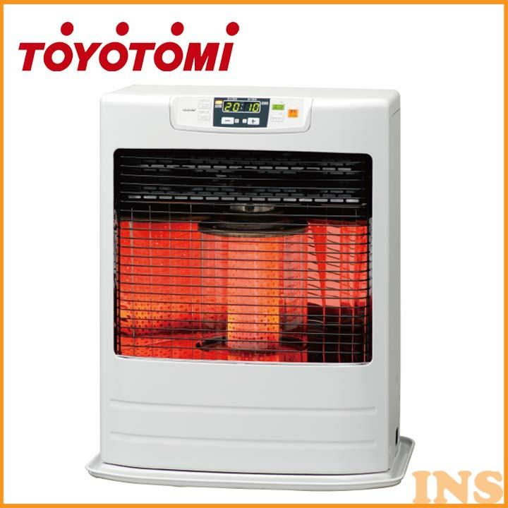 FF式石油ストーブ(輻射タイプ・別置きタンク式) ホワイト FR-V5501 送料無料 石油暖房 季節家電 暖房器具 TOYOTOMI トヨトミ 【D】