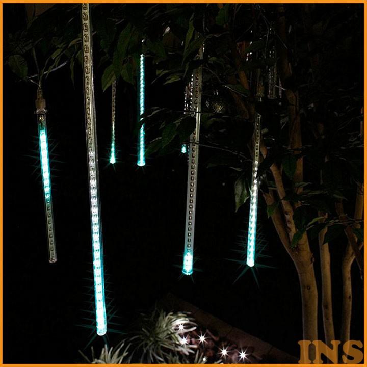 ローボルトLEDスノードロップ XL アイスブルー LGL-SDIB210XL 送料無料 イルミネーション ライティング クリスマス 電飾 光 タカショー 【D】