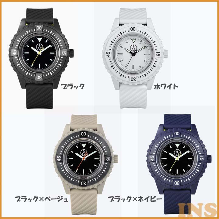 Q&Qスマイルソーラーウォッチ RP06-001・002・003・004腕時計 時計 ソーラー メンズ 防水 シチズンQ&Q ブラック・ホワイト・ブラック×ベージュ・ブラック×ネイビー【D】