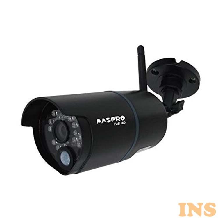 増設用カメラ WHC7M2-C 送料無料 ホームセキュリティー セキュリティー機器 防犯カメラ フルハイビジョンに対応 WHC7M2 監視カメラ 屋外 夜間 ワイヤレスカメラ 屋内 MASPRO マスプロ 【D】