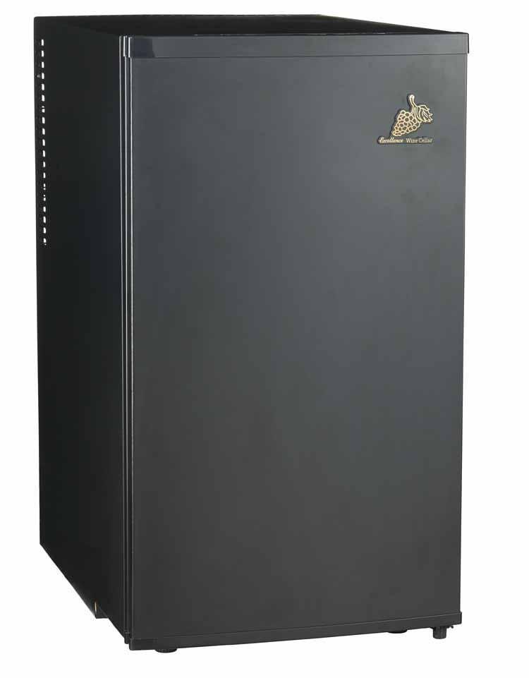 設置込)三ツ星貿易 ペルチェ式ワインセラー18本 ブラック MLY-65CE 送料無料 家庭用 保管 開梱設置料込み 三ツ星貿易 【TD】 【代引不可】