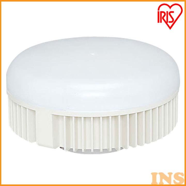 ≪送料無料≫LED電球 GX53タイプ 昼白色相当・電球色相当 LDF8N-H-GX53-V2・LDF8L-H-GX53-V2【LED電球 LED LEDライト LEDランプ 照明 電球】 アイリスオーヤマ