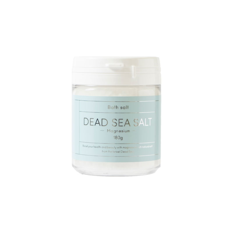 死海の上水から採られた天然塩 生活の木 死海の塩 マグネシウム 180g 安値 新入荷 流行