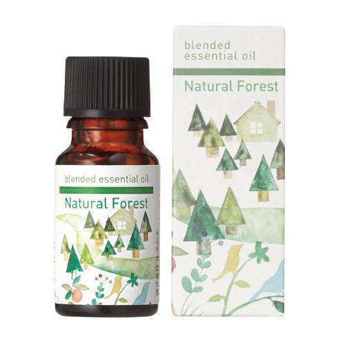 森の中の樹木のクリアな香りと シャープなフランキンセンスの香り 森の中を散策しているような心地良さ 中古 自然の香りとともに気分が浄化されます アロマオイル 生活の木 精油 ブレンドエッセンシャルオイル ナチュラルフォレスト 10ml 格安店 エッセンシャルオイル