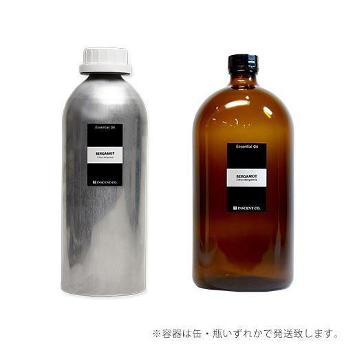 【PRO USE】ベルガモット 1000ml エッセンシャルオイル 精油 アロマオイル アロマ インセント