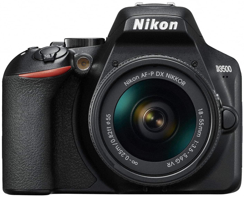 2021激安通販 Nikon 送料無料 デジタル一眼レフカメラ D3500 AF-P 18-55 AF-P VR レンズキット D3500 D3500LK 送料無料, タカイシシ:047fbb93 --- beautyflurry.com