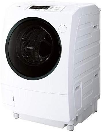 東芝 ドラム式洗濯乾燥機 左開き9.0kg グランホワイトTOSHIBA TW-95G8L-W 送料無料