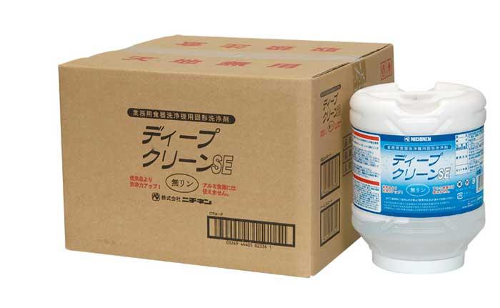 高品質 ニチネン ディープクリーンSE(3kg×4)(1ケース出荷)送料無料