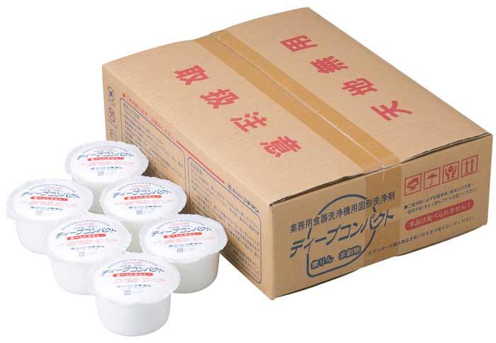 高品質 ニチネン ディープコンパクト(350g×24個)(1ケース出荷)送料無料