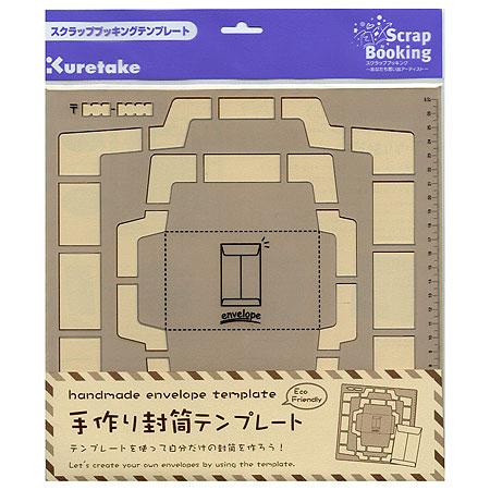 お気に入りの紙で自分だけのオリジナル封筒作りが楽しめます 格安 価格でご提供いたします 手作り封筒テンプレート NEW ARRIVAL 長形