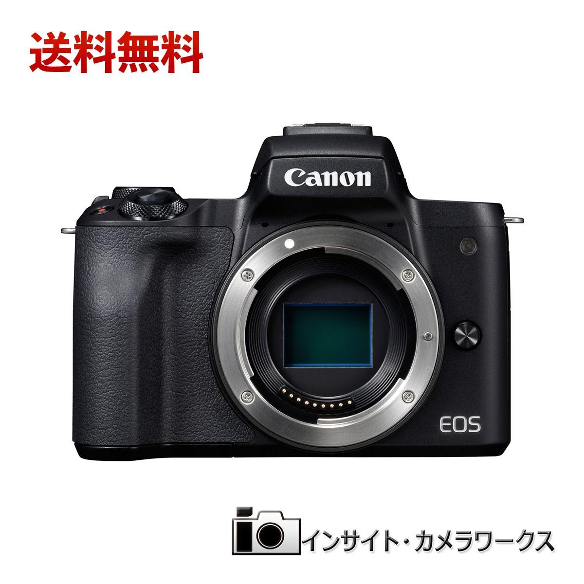 【特別価格】Canon EOS Kiss M ボディ ブラック BODY キヤノン イオス