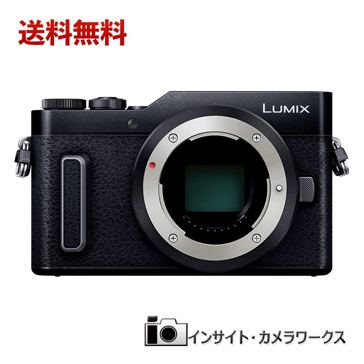 【特別価格】Panasonic LUMIX ミラーレス一眼カメラ GF10 ボディ ブラック パナソニック ルミックス
