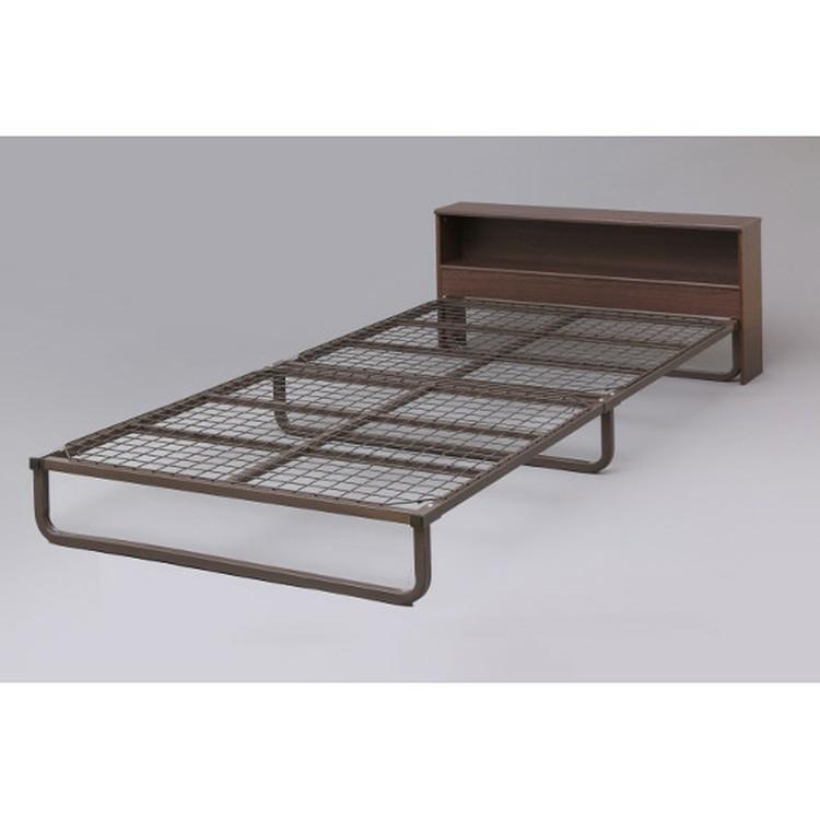 ベッド 簡易ベッド シングル ベッドフレーム ≪送料無料≫フレームベッド ヘッドボード付 FMB-SB アイリスオーヤマ 一人暮らし 家具 新生活
