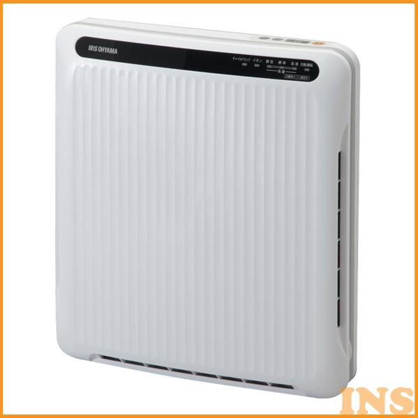 ≪送料無料≫空気清浄機(ホコリセンサー付) PM2.5 PMAC-100-S ホワイト/グレー【アイリスオーヤマ】