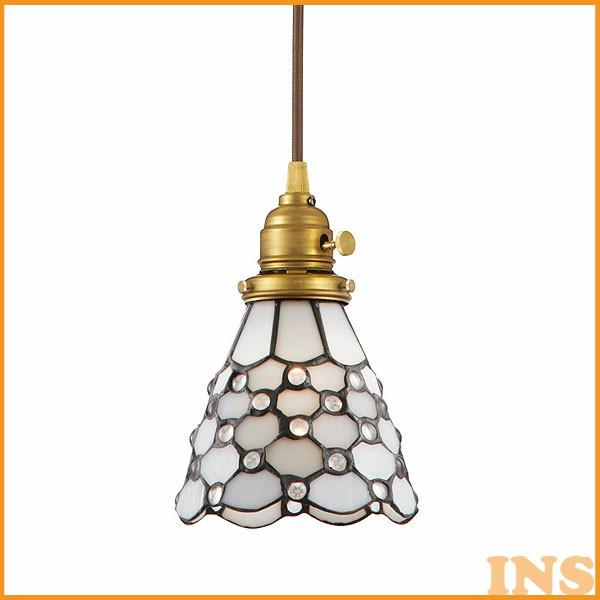 ≪送料無料≫【B】【TC】(電球無し)ペンダントライト Stained glass-pendant Dots AW-0373Z(ステンドグラス LED アンティーク ガラス 照明 ライト レトロ ペンダント LED おしゃれ) 一人暮らし 家具 新生活