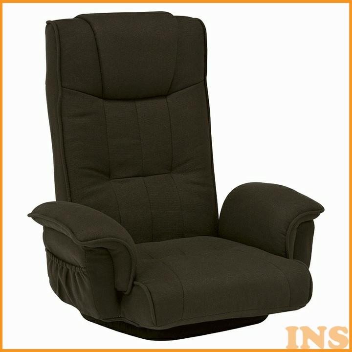 回転座椅子 ブラウン LZ-4272BR 送料無料 椅子 いす イス おしゃれ 椅子イス 椅子おしゃれ いすイス イス椅子 おしゃれ椅子 イスいす 萩原 【D】 一人暮らし 家具 父の日 プレゼント