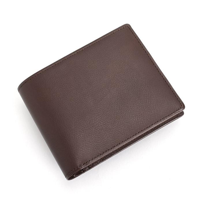 <クーポン配布中>フジタカ 財布 二つ折り財布 茶 FUJITAKA 036603 メンズ 紳士