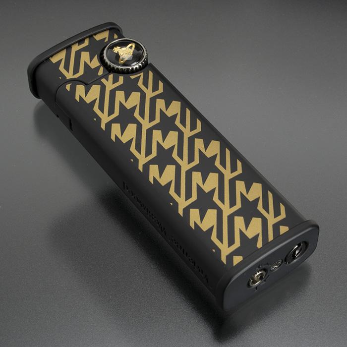 <クーポン配布中>展示品箱なし ヴィヴィアンウエストウッド ライター ガスライター 黒(星:ゴールド系) VivienneWestwood 11181501 メンズ レディース
