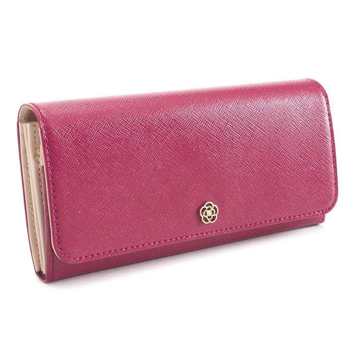 <クーポン配布中>クレイサス 財布 長財布 ローズ系 CLATHAS 186120-31 レディース 婦人