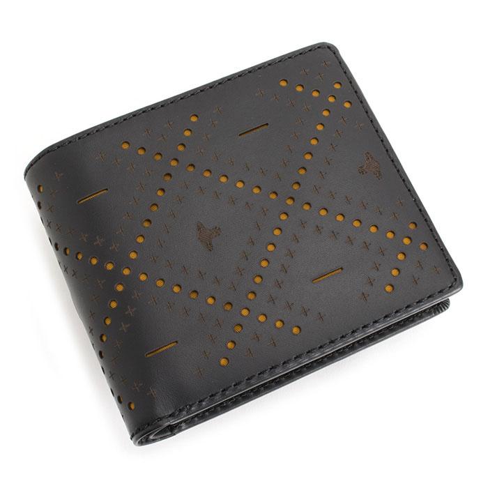 <クーポン配布中>ヴィヴィアンウエストウッド 財布 二つ折り財布 黒(ブラック) Vivienne Westwood ACCESSORIES vwk071-10