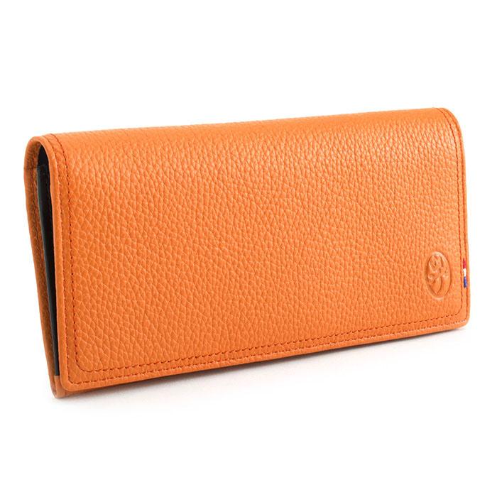 <クーポン配布中>カステルバジャック 財布 長財布 オレンジ CASTELBAJAC 091605 メンズ 紳士
