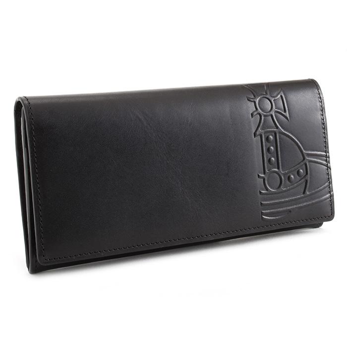 <クーポン配布中>ヴィヴィアンウエストウッド 財布 長財布 黒(ブラック) Vivienne Westwood ACCESSORIES vwk045-10