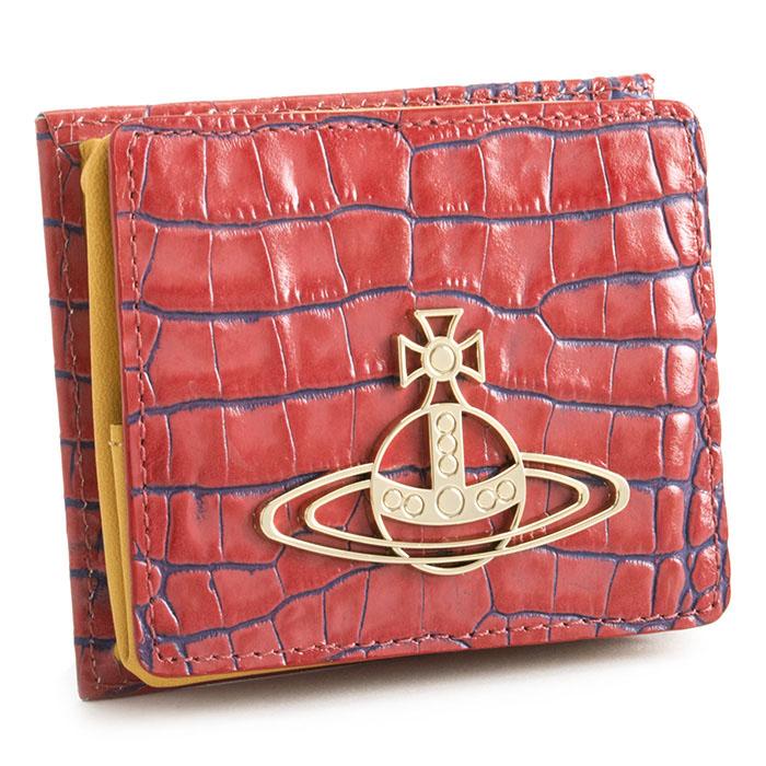 展示品箱なし ヴィヴィアンウエストウッド 財布 小銭入れ コインケース BOX型 赤(レッド) Vivienne Westwood ACCESSORIES 3418s242