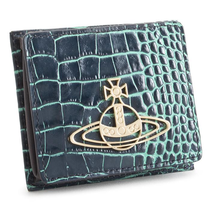 訳あり展示品箱なし ヴィヴィアンウエストウッド 財布 小銭入れ コインケース BOX型 紺(ネイビー) Vivienne Westwood ACCESSORIES 3418s245 b