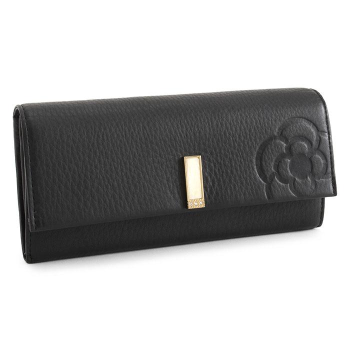 クレイサス 財布 長財布 黒(ブラック) CLATHAS 187400-10 レディース 婦人
