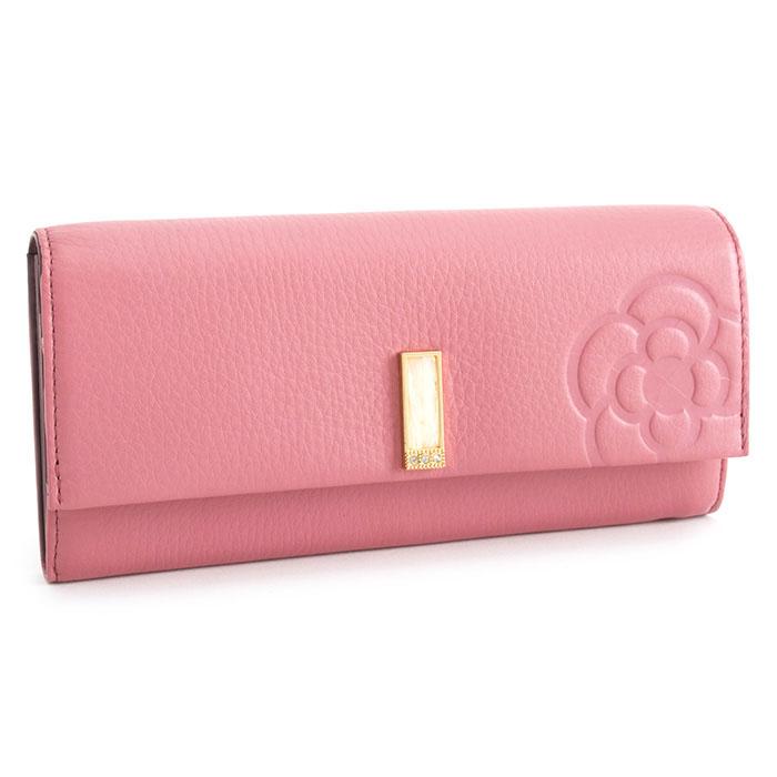 展示品箱なし クレイサス 財布 長財布 ピンク CLATHAS 187400-33 レディース 婦人