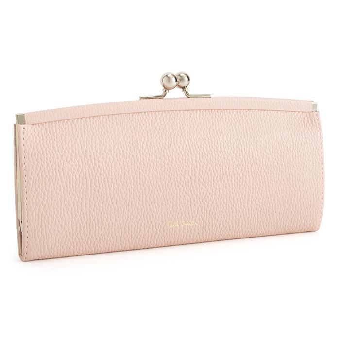 ポールスミス 財布 長財布 がま口財布 ピンク Paul Smith pwd235-24 レディース 婦人