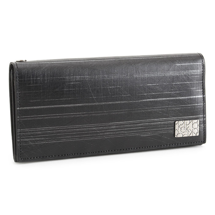 カルバンクライン 財布 長財布 黒(ブラック) CalvinKlein 832607 メンズ 紳士