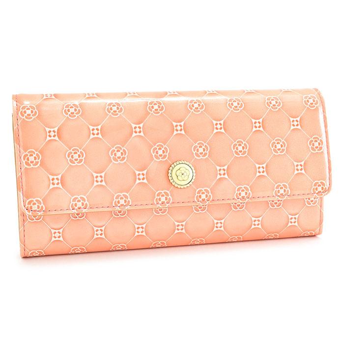 <クーポン配布中>クレイサス 財布 長財布 ピンク CLATHAS 187830-32 レディース 婦人