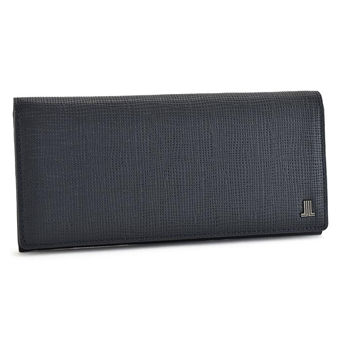 ランバンコレクション 財布 長財布 紺(ネイビー) LANVIN collection jlmw6pt1-30 メンズ 紳士