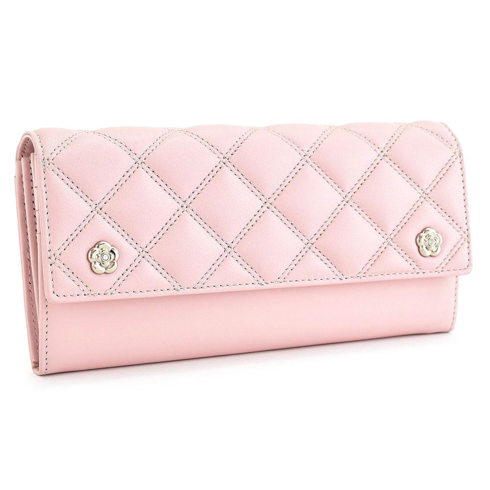 クレイサス 財布 長財布 ピンク CLATHAS 188340-33 レディース 婦人