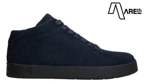 【AREth】II カラー:navy アース シューズ 靴 スニーカー スケートボード スケボー SKATEBOARD