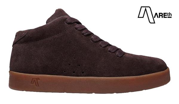 【AREth】II カラー:rosewood アース シューズ 靴 スニーカー スケートボード スケボー SKATEBOARD