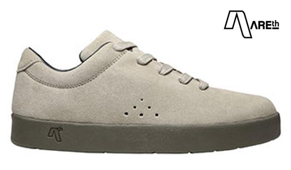 アース カラー:shibucha 【AREth】I アイレース lace スケートボード スケボー シューズ SKATEBOARD スニーカー 靴