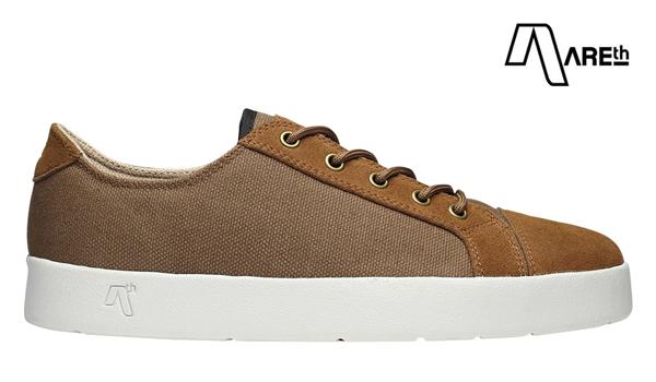 【AREth】LOLL カラー:lt.brown アース ロウ シューズ 靴 スニーカー スケートボード スケボー SKATEBOARD