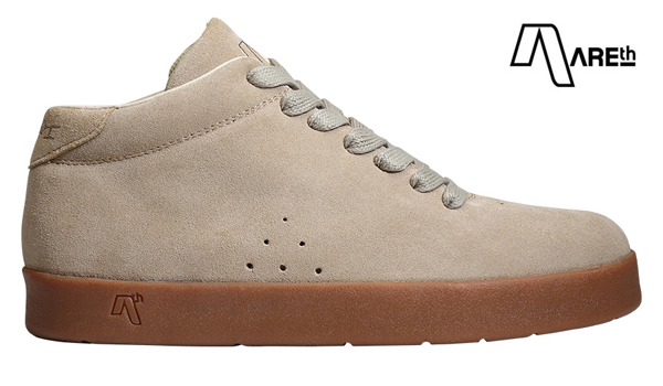 【AREth】II カラー:sand アース シューズ 靴 スニーカー スケートボード スケボー SKATEBOARD