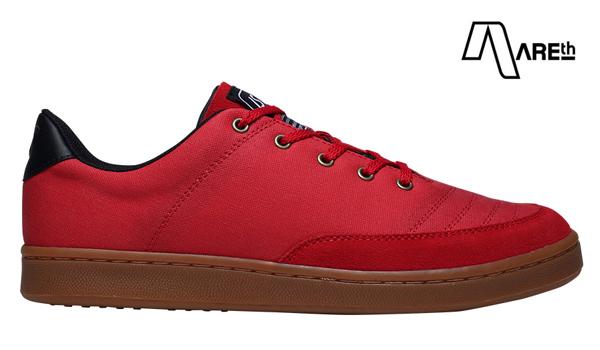 【AREth】FANTASTICO カラー:red 【アース】【スケートボード】【シューズ】