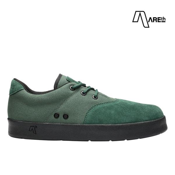 【AREth】PLUG カラー:avocado アース プラグ シューズ 靴 スニーカー スケートボード スケボー SKATEBOARD