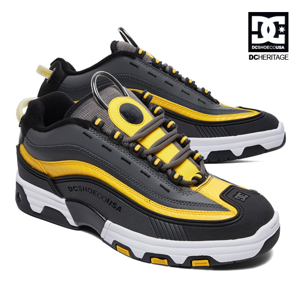 【DC Shoe】THE LEGACY OG<the DC Heritage Collection>カラー:XSKY【ディーシー】【スケートボード】【シューズ】